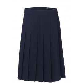 Stitch Down Skirts - Navy