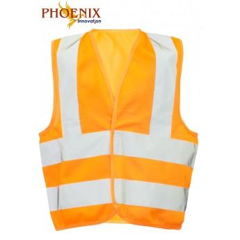Phoenix Hi-Vis Vests - Orange