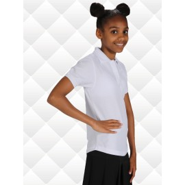 Girls Fitted Polo Shirts
