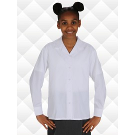 Long Sleeve Revere Blouses