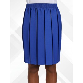 Girls Box Pleat Skirts