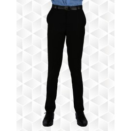 Senior Gabardine Trousers (Silver Label - Slim Fit)