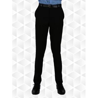 Senior Gabardine Trousers (Silver Label - Slim Fit)