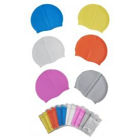 *NEW* Silicone Swim Hats - Per 12