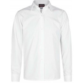 Long Sleeve Blouse White