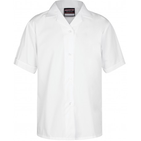 Innovation Twin Pack Long Sleeve School Uniform Shirts Premium Cotton Easy Care