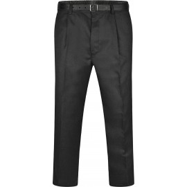 Boys Green Label Trousers (Extra Sturdy Fit) - Black