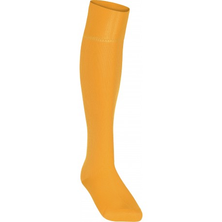 Football Socks - Per 12 - Amber