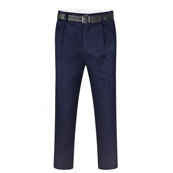 Senior Trousers - Yellow Label - Navy