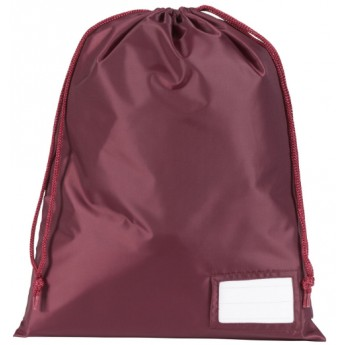 Swim Bag Maroon